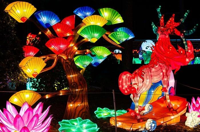 Cary Chinese Lantern Images