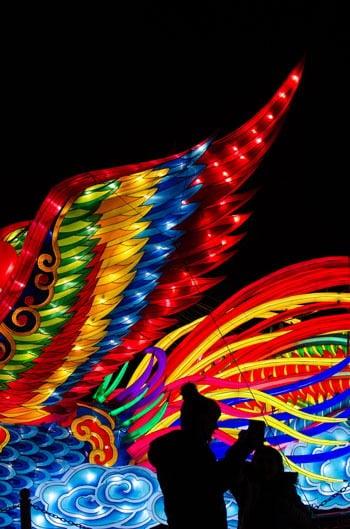 Chinese Lantern Festival NC Image