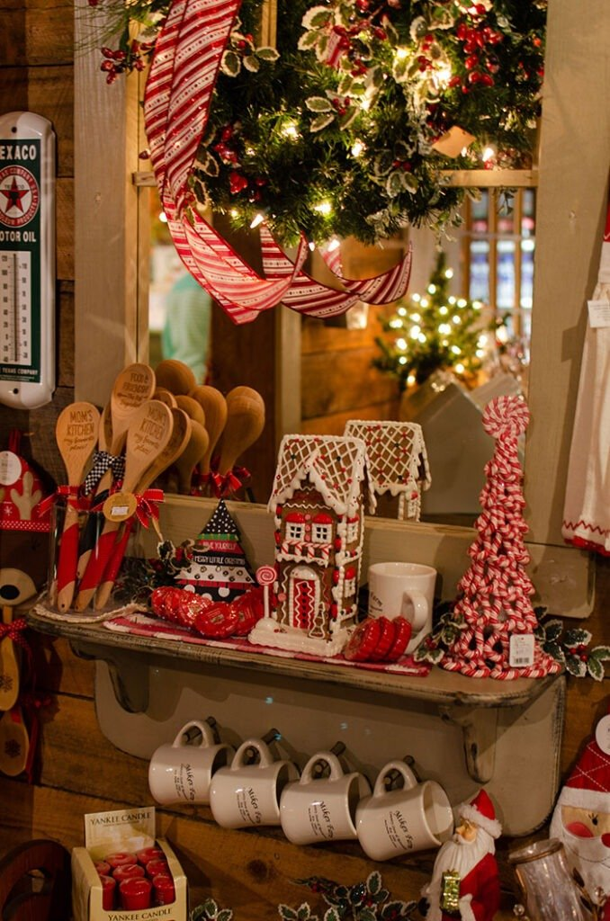 Mikes Farm Onslow County NC Christmas Gift Store Image