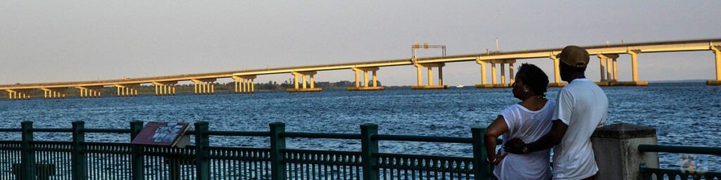 New Bern NC Waterfront Union Point Park Image