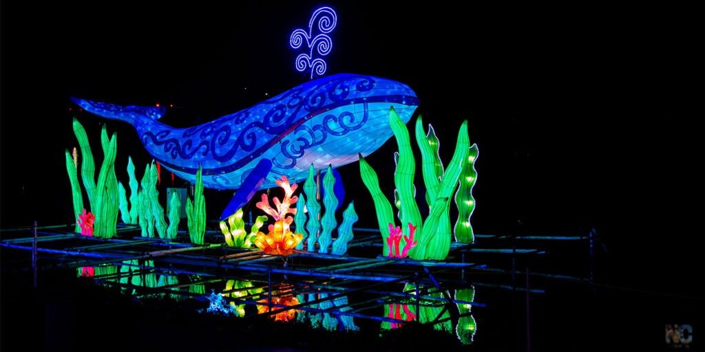 North Carolina Chinese Lantern Festival in Cary Travel Guide Featured Image