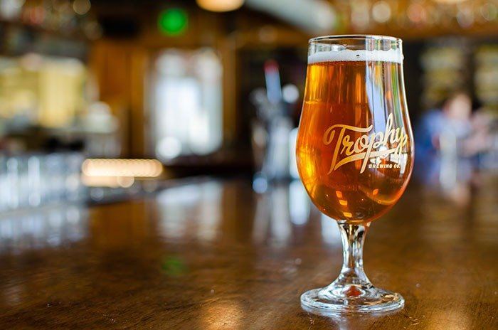 Raleigh Breweries Trophy Morgan St Location Image