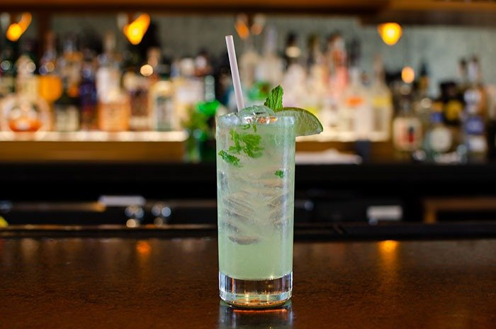 Restaurants in Raleigh NC 41 Hundred Cocktail Image
