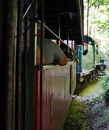 Tweetsie Railroad Blowing Rock NC Image