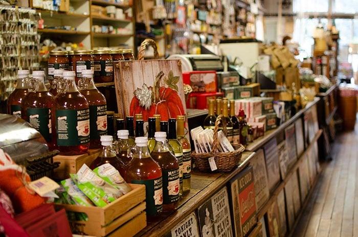 Valle Crucis NC Original Mast General Store Image