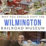 Wilmington Railroad Museum Pinterest Image