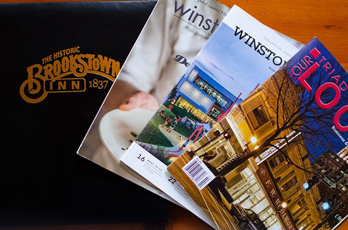 Winston-Salem NC Brookstown Inn Image