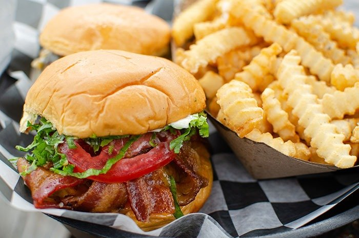 Als Burger Shack Best Food in Chapel Hill NC Image