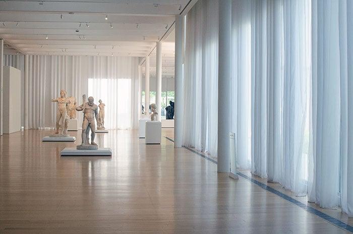 Art Museum Raleigh Permanent Exhibits Image