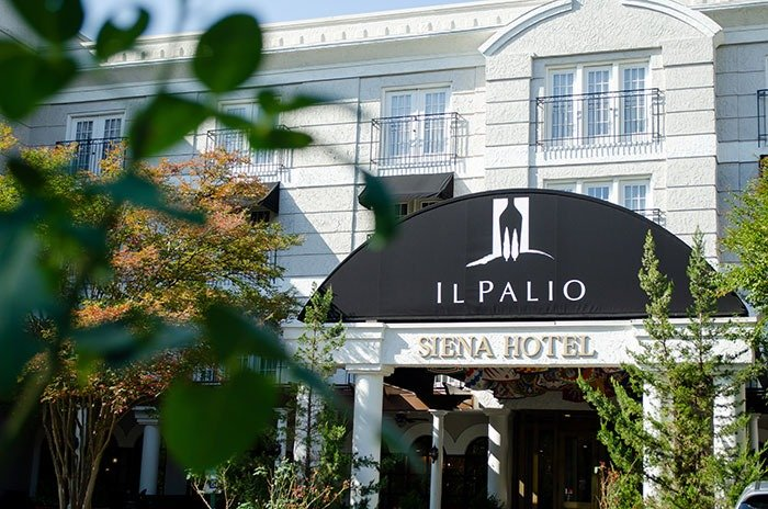 Best Hotels in Chapel Hill NC Siena Hotel Front Image