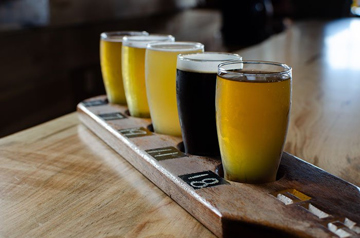 Breweries in Fayetteville NC Dirtbag Flight Image
