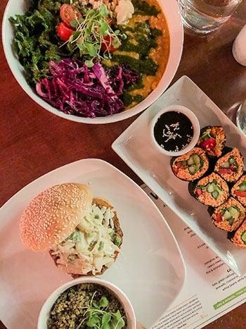 Charlotte Healthy Restaurants Living Kitchen1