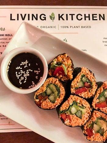 Charlotte Healthy Restaurants Living Kitchen2