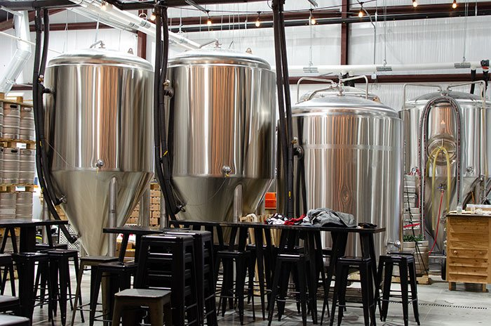 Dirtbag Ales Brewery Hope Mills NC Near Fayetteville Image