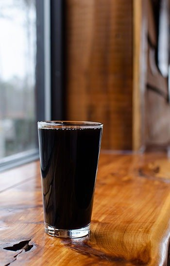 Dirtbag Ales North Carolina Brewery Cold Brew Mocha Porter Image