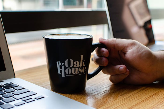 Downtown Durham Coffee Shops The Oak House Image