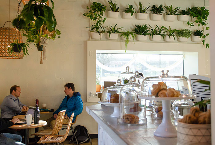 Durham Coffee Shops Cloche Coffee Image