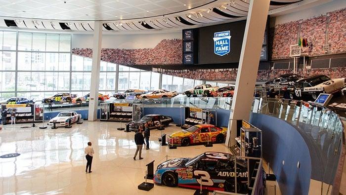 NASCAR Charlotte North Carolina Image