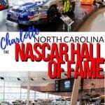NASCAR Hall of Fame Pinterest Image