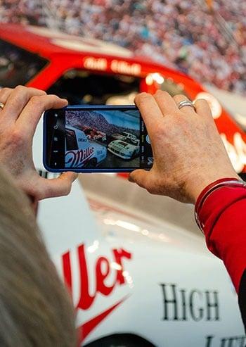 NASCAR at Charlotte NC Image