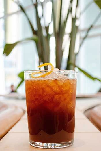 The Durham Hotel NC Coffee Soda Image