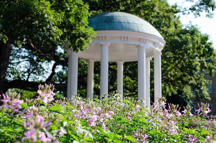 UNC Chapel Hill The Old Well Image