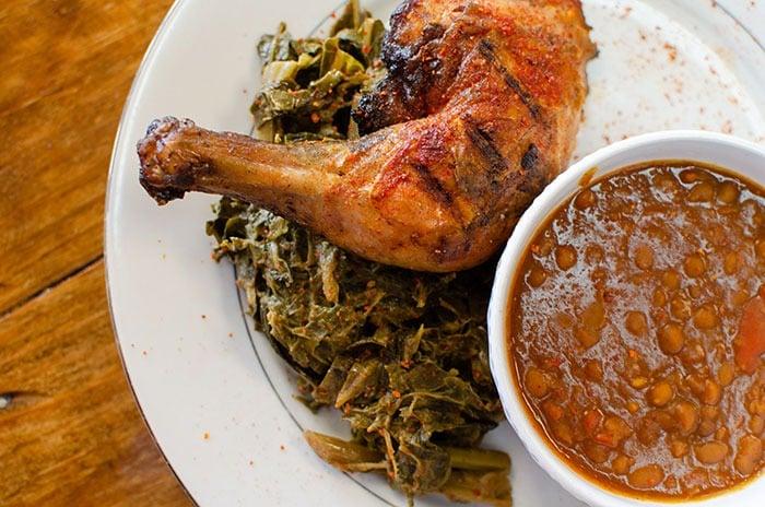 African Restaurant in Durham NC Zwelis Image