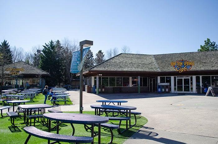 Asheboro Zoo Junction Plaza Image