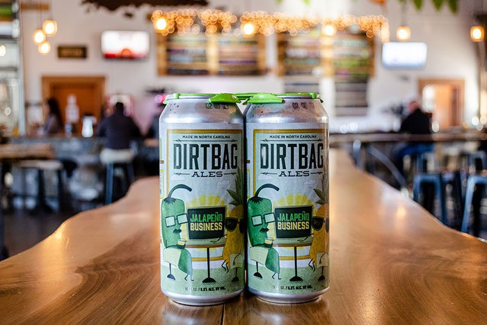 Day Trips from Raleigh Durham Chapel Hill Dirtbag Ales Fayetteville NC image