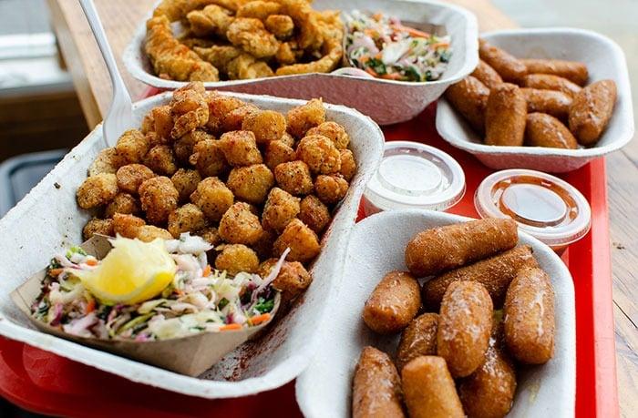 Durham Saltbox Seafood black owned restaurats image