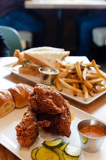 Jack Tar Durham restaurant image