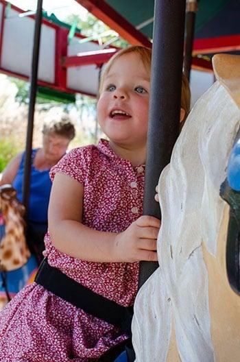 kid-friendly Attractions in NC Tweetsie Railroad Image