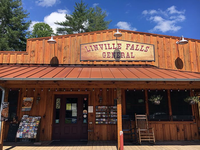 Linville Falls General Store Image
