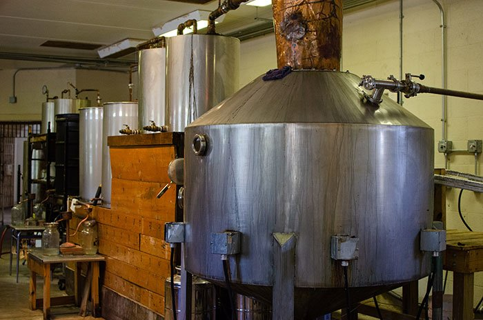 North Carolina Distilleries Southern Grace Image