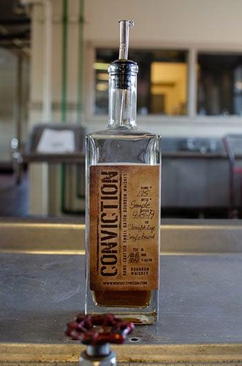 Southern Grace Conviction Bottle Image