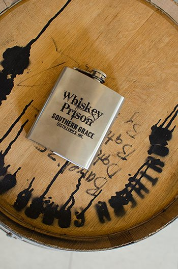 Southern Grace Distilleries Whiskey Prison Image