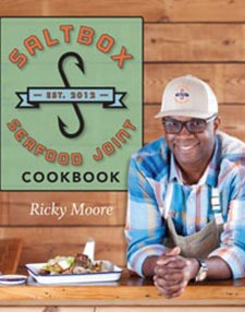 Best Cookbooks from North Carolina Saltbox Seafood Joint Cookbook Image by Indiebound