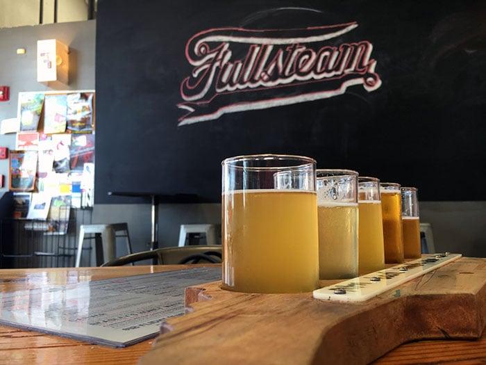 Breweries in Durham NC Fullsteam Image