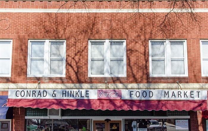 Conrad and Hinkle Lexington NC Outside image