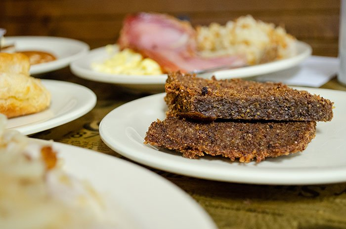Famous Foods from North Carolina Livermush Image