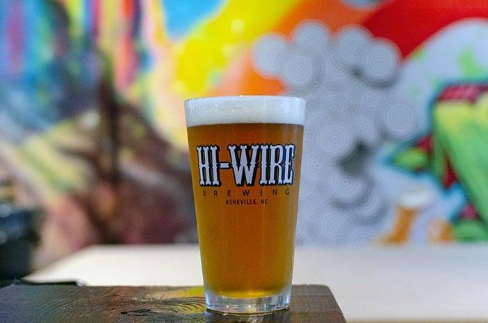 Hi-Wire Brewing Durham NC Location Image