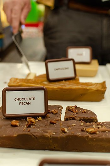 Homemade fudge lexington nc Image