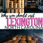 Lexington NC Pinterest Image