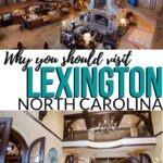 Lexington NC Pinterest Image 2