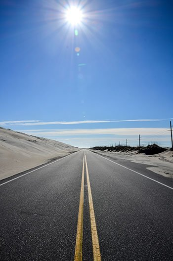 Outer Banks Road Trip Scenic Byway Image