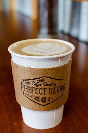 Perfect Blend lexington nc coffee image