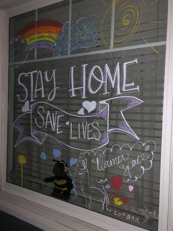 Stay home save lives fayetteville North Carolina Photo Submissions image by Kellie Go Millie