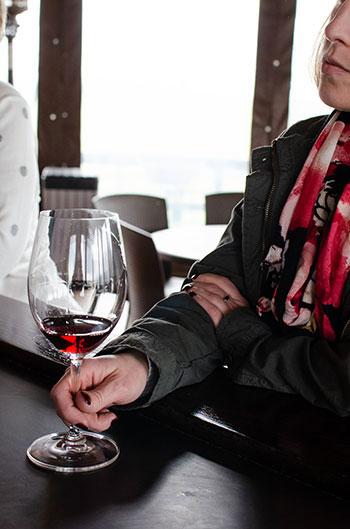Yadkin Valley winery Junius Lindsay Lexington NC image