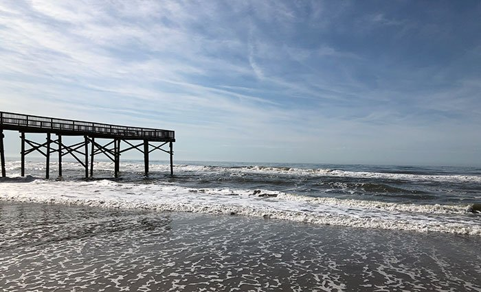 Atlantic Beach Pier