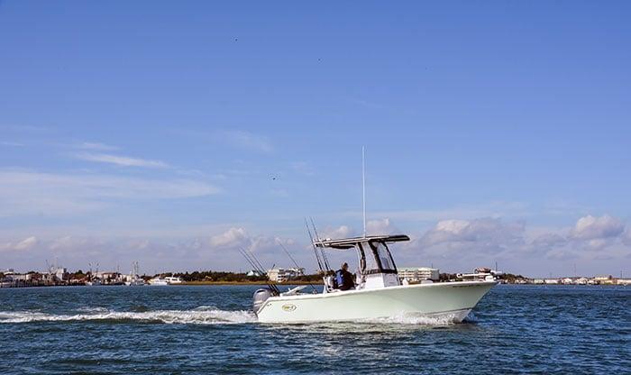 Beaufort NC Boat
